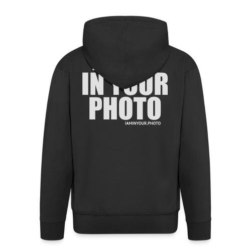 I AM IN YOUR PHOTO T-shirt Women - Mannenjack Premium met capuchon