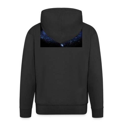 Galaxy - Veste à capuche Premium Homme