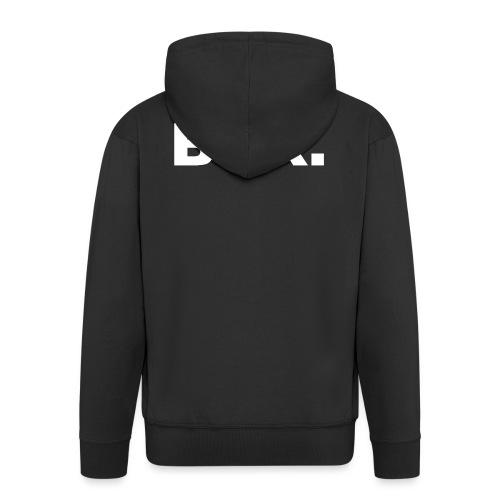 BOX. Clothing T-Shirt Men - Mannenjack Premium met capuchon