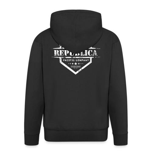 REPUBLICA CATALANA - Chaqueta con capucha premium hombre