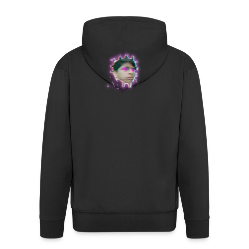 DEIDTONpr - Chaqueta con capucha premium hombre