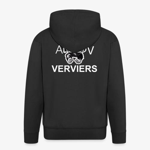 Verviers - Veste à capuche Premium Homme