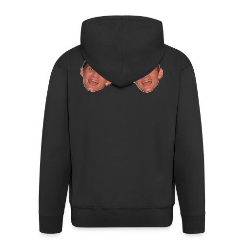 Worst underwear gif - Men's Premium Hooded Jacket