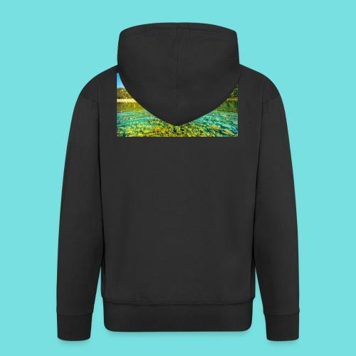 Nature (MALE) - Men's Premium Hooded Jacket
