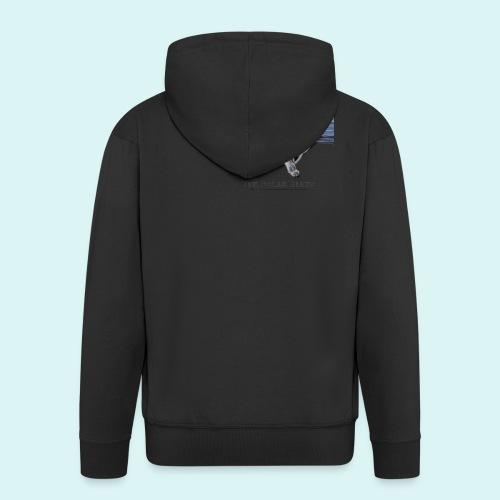 Polar-Blues-SpSh - Men's Premium Hooded Jacket