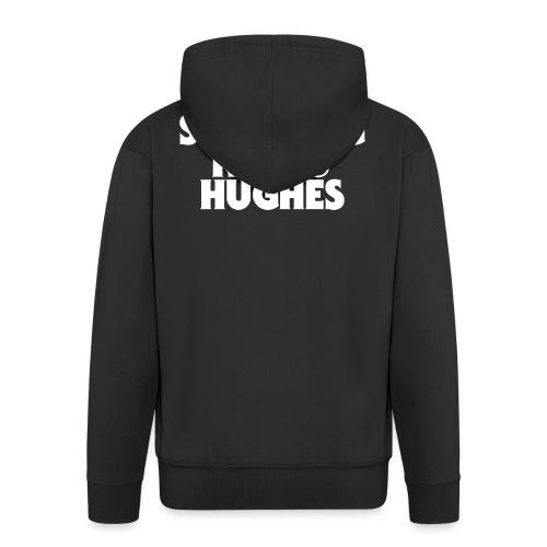 Spielberg King & Hughes - Männer Premium Kapuzenjacke