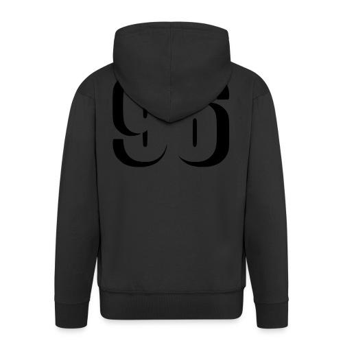 Baseshirt 96 - Männer Premium Kapuzenjacke