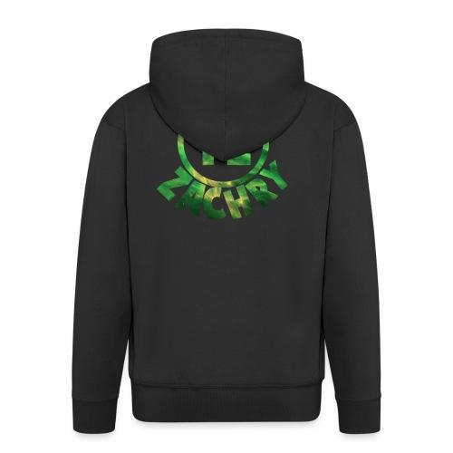 YZ-pet - Mannenjack Premium met capuchon
