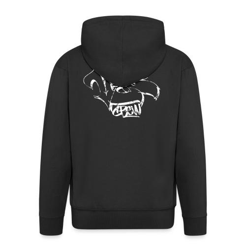 Throw Up VEC Graffiti Crew - Veste à capuche Premium Homme