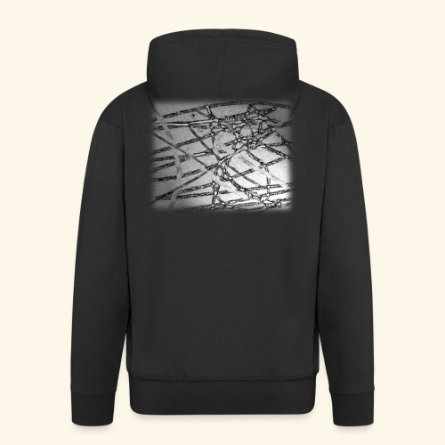 Muster15.png - Männer Premium Kapuzenjacke