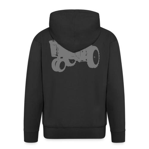 4010 - Men's Premium Hooded Jacket