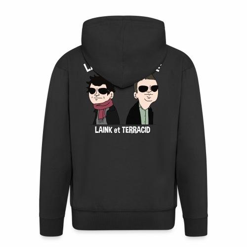lafinestratégie - Veste à capuche Premium Homme