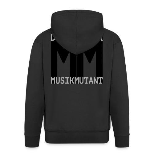 Der Kayser - Musikmutant - Bandshirt - Männer Premium Kapuzenjacke