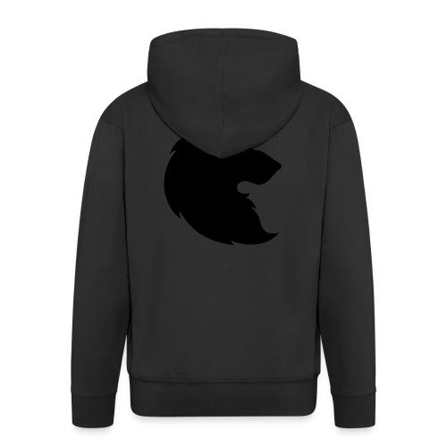 wolf_trace_by_geulach-d7ka4tu_-1--png - Mannenjack Premium met capuchon