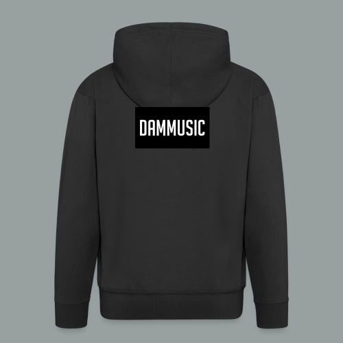 Nice sweater Dammusic - Mannenjack Premium met capuchon
