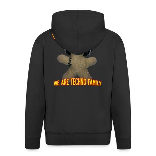 Voodooculture Shirt - Männer Premium Kapuzenjacke