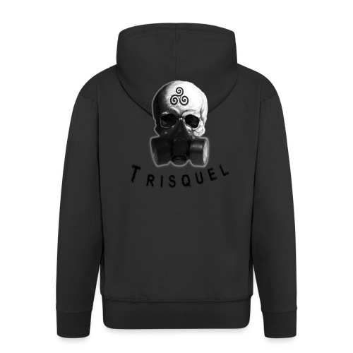 Trisquel - Chaqueta con capucha premium hombre