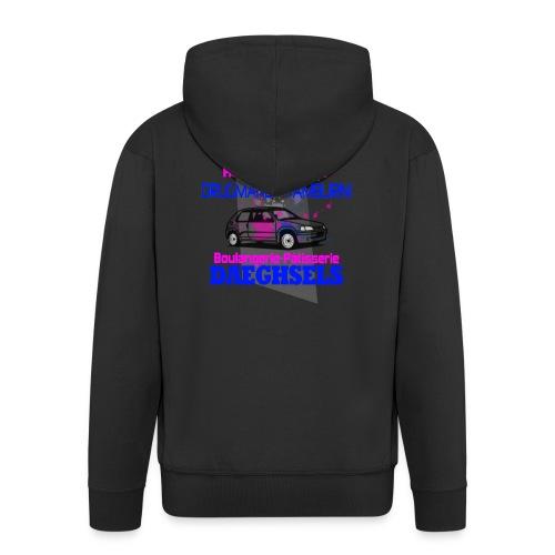 drugmand_tamburini_logo-png - Veste à capuche Premium Homme