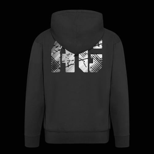 AG logo - Men's Premium Hooded Jacket