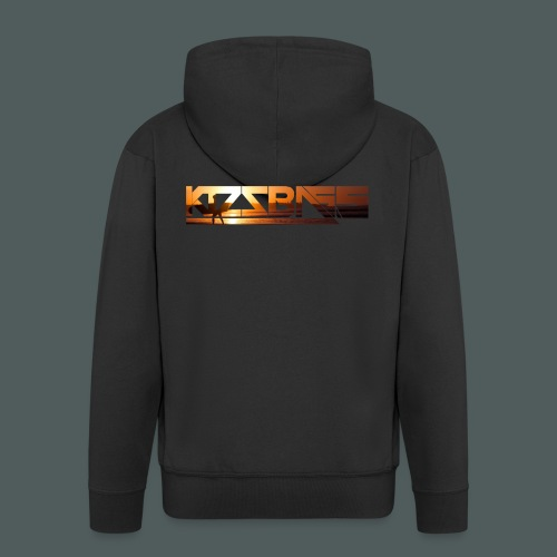 Camiseta KizzBass (Diseño Verano) - Chaqueta con capucha premium hombre