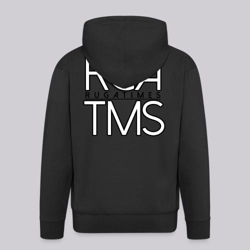 T-Shirt im RGA TMS Design - RugaTimes - Männer Premium Kapuzenjacke
