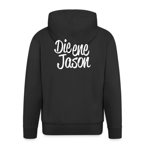 DieEneJason Vrouwen sweatshirt - Mannenjack Premium met capuchon