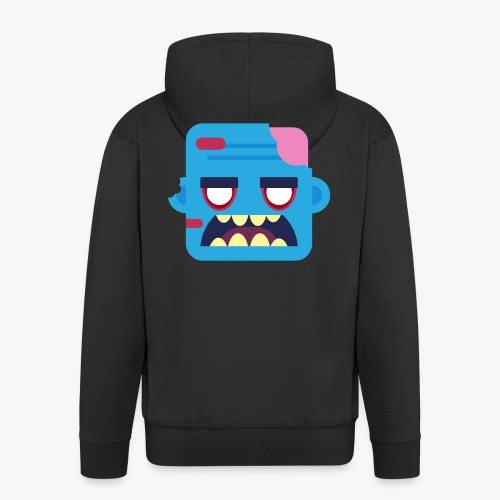 Mini Monsters - Zombob - Herre premium hættejakke