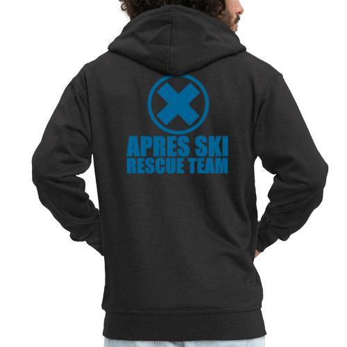 apres-ski rescue team - Mannenjack Premium met capuchon