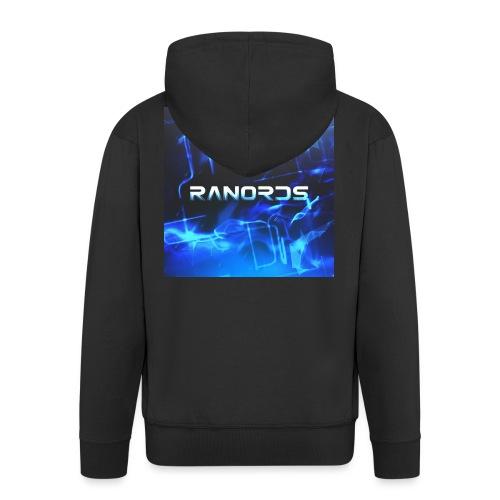 RanordsLogo - Herre premium hættejakke