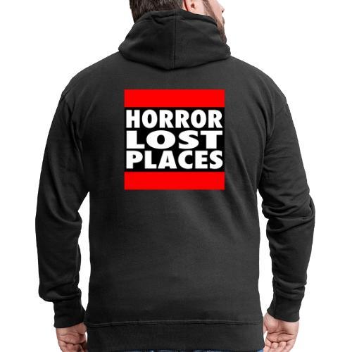 Horror Lost Places - Männer Premium Kapuzenjacke