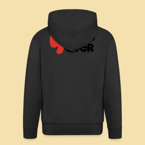 4 Strings 4 ever - Männer Premium Kapuzenjacke