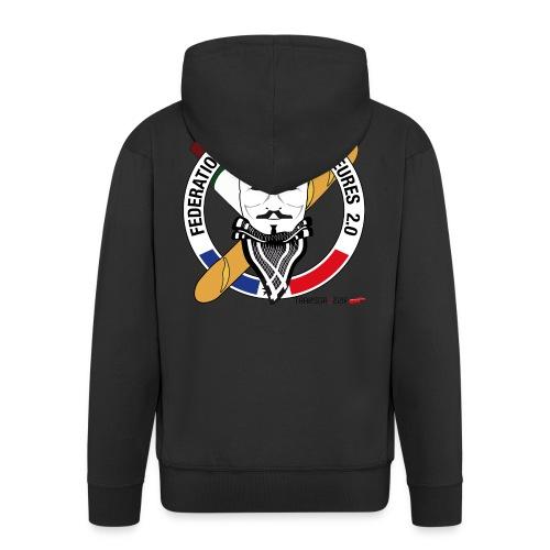 FFi Anonymous - Veste à capuche Premium Homme