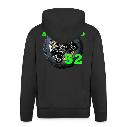 ACCROQUAD 52 - Veste à capuche Premium Homme