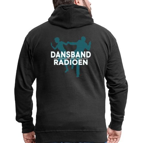 Dansbandradioen - Premium Hettejakke for menn