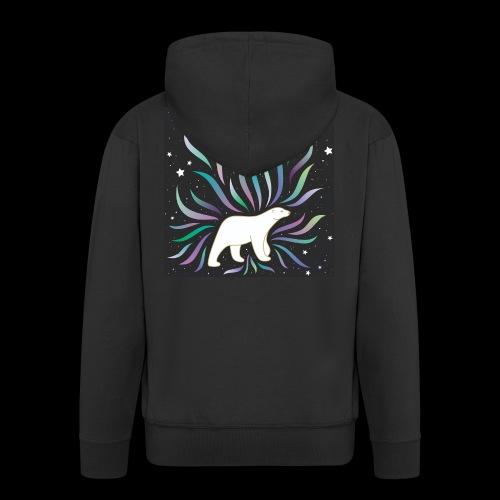 polar ours - Veste à capuche Premium Homme