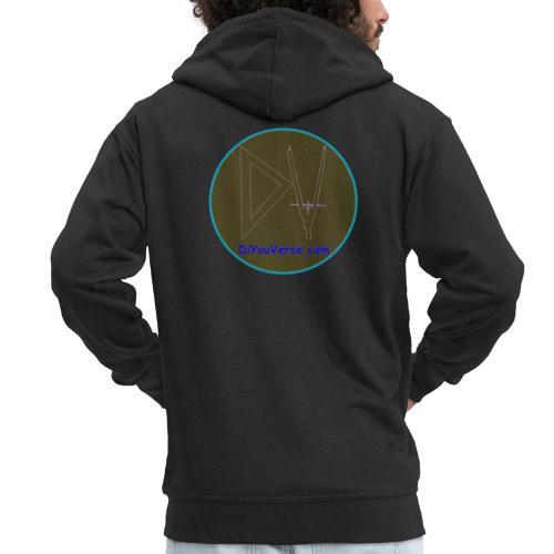 Logo DiyouVerse 1 - Chaqueta con capucha premium hombre