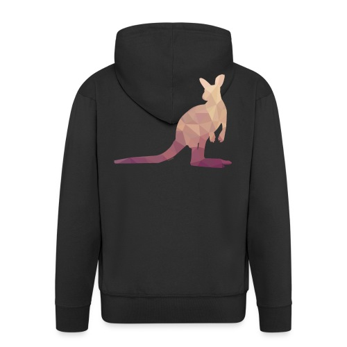 Kangarou Mesh d'Australie Flavaura - Veste à capuche Premium Homme