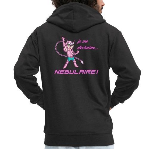 Shun - Déchaîne Nébulaire - Veste à capuche Premium Homme