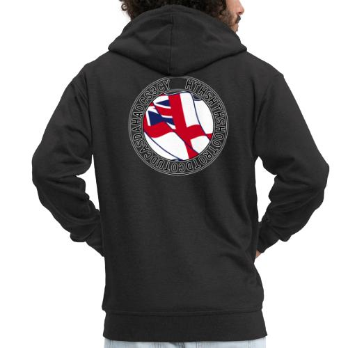Hands to Harbour Stations (DC) - Men's Premium Hooded Jacket