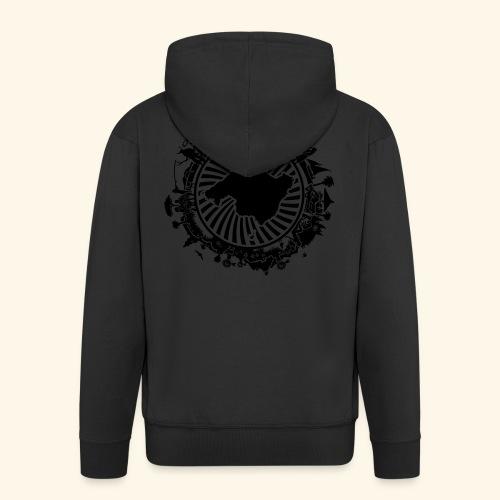 UEP - Men's Premium Hooded Jacket