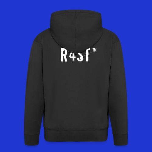 Maglietta ufficiale R4st - Felpa con zip Premium da uomo
