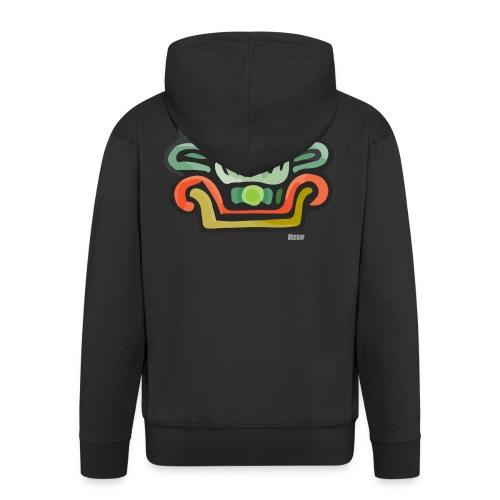 Aztec Icon Reed - Men's Premium Hooded Jacket