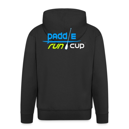 paddle_run_couleur_d--tour-- - Veste à capuche Premium Homme