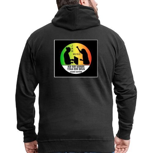 Deb Dub & Titan Dub Siren - Men's Premium Hooded Jacket