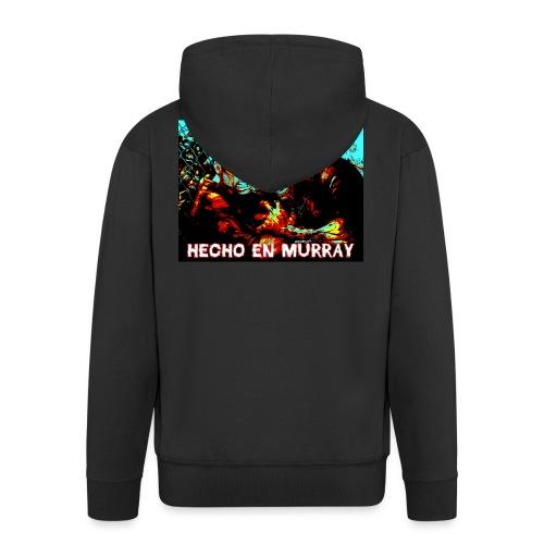 murray - Chaqueta con capucha premium hombre