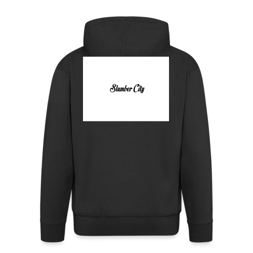 Slumber City - Men's Premium Hooded Jacket