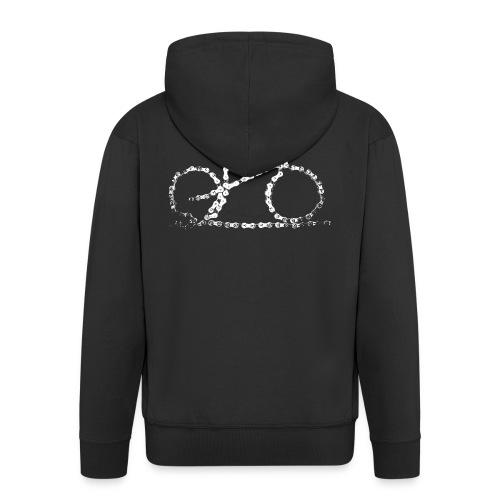 bike3_large - Men's Premium Hooded Jacket