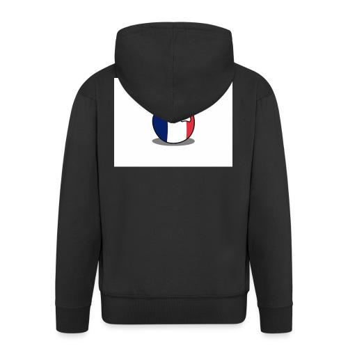 France Simple - Veste à capuche Premium Homme