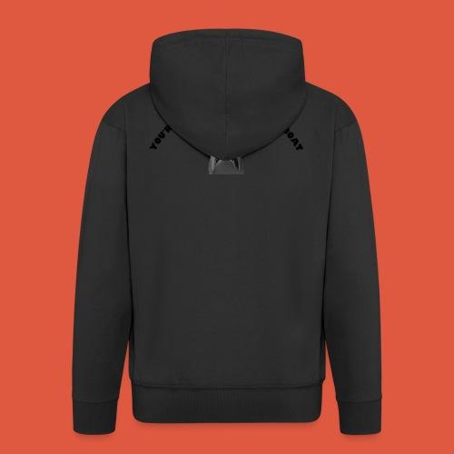 Jaws - Men's Premium Hooded Jacket