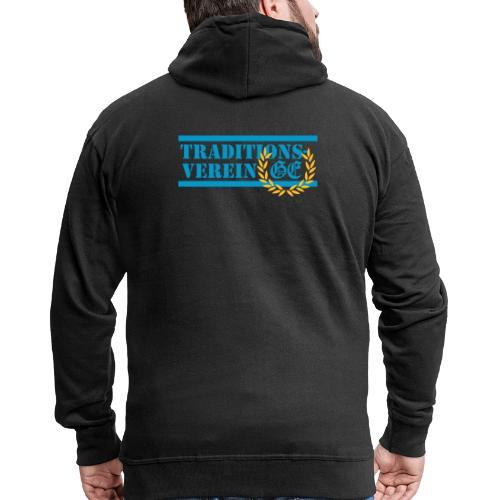 Traditionsverein - Männer Premium Kapuzenjacke